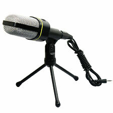 Professional Audio Condenser Microphone Mic Studio Sound Recording w/Shock Mount