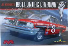 Moebius Joe Weatherly 1961 Pontiac Catalina, New, (2017) FS Box