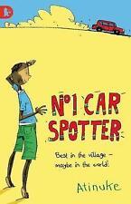 Good, The No. 1 Car Spotter (Walker Racing Reads), Atinuke, Book