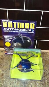 eaglemoss batman automobilia special flying batcave