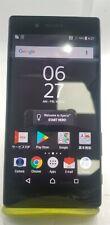 Sony Xperia Z5 32GB Gray SOV32 (Unlocked) - Android Smartphone - DW6335