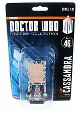 "Doctor Who ""Lady Cassandra"" #46 resin doctor who Figurine NEW IN ORIGINAL BOX"