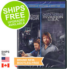 Hero and the Terror / Invasion USA (DVD, 2012) NEW, Sealed, Chuck Norris