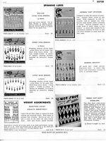 100 Sets of Vintage Heddon Style Propeller Sets For Lure Making