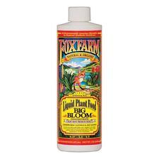 FoxFarm Organic Big Bloom 16oz Pint Save $$ W/  BAY HYDRO $$