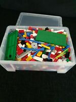 Genuine Lego Bundle Mixed 2.76Kg 2760grams Bricks Parts Pieces Bulk washed mini