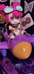 Muse Dash Buro Pilot PVC Figure Furnishing Articles Desk Decor Display Gift N