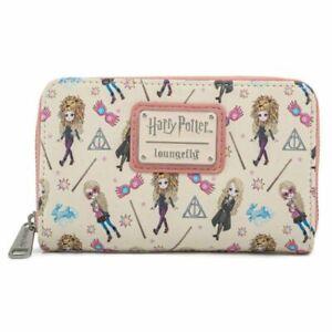 Loungefly Harry Potter Luna Lovegood Zip-Around Wallet NEW PREORDER Oct 2021