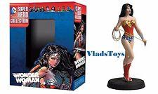 Eaglemoss DC Comic Superhero w/New Box Wonder Woman Figurine #3 w/booklet