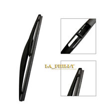 "For Suzuki Swift / SX4 2007+ /MITSUBISHI ASX  Rear Window  Wiper Blade 10"" Black"