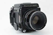 Mamiya RB67 PRO  Medium Format Film Camera w/ 127mm f/3.8 from Japan #199996
