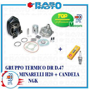 Gruppo Termico Dr 70Cc Minarelli Orizzontale Aprilia SR Liquid Cooled 50 2T