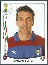 PANINI WORLD CUP 2014- #319-ITALIA-ITALY-GIANLUIGI BUFFON
