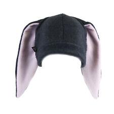 PAWSTAR Bunny Ear Hat - Fleece Rabbit Gray Pink Sweet Lolita Kawaii [CLAGY]1502