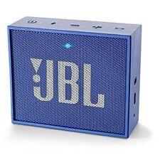 JBL Go Portabler Bluetooth Lautsprecher mit Freisprechfunktion In blau