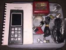 Dakota DFX 7+ Ultrasonic Testing Flaw Detector Bundle, everything included NDT