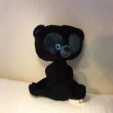 "Walt Disney Brave SOFT BLACK BEAR CUB BROTHER 7"" Plush STUFFED ANIMAL Toy"
