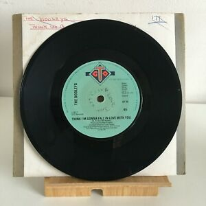 """The Dooleys - Think I'm Gonna Fall In Love With You - 7"""" Vinyl Single"""