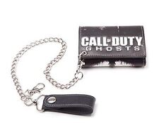 Porte Feuille Call Of Duty Ghost avec Chaine★★★