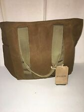 NEW WITH TAGS FILSON MADE IN USA MEDIUM GRAB N GO TOTE BAG