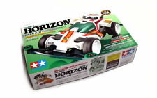 Tamiya Model Mini 4WD Racing Car 1/32 DASH 0 HORIZON Premium Hobby 18073