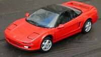 Kyosho 1:18 Rare 1990 Red Honda Acura NSX V6 VTEC Diecast Model Sports Car Toy