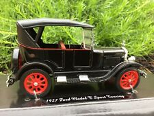 1927 FORD MODEL T SPORT TOURING 1:32 DIE-CAST Functional Door Classic Collection