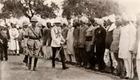 OLD PHOTO The Prince Of Wales During A Royal Tour Of India 1922 1