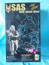 "Dragon Figurine 1/6 ""très Rare"" SAS Police UK Nigel 72002 neuve"