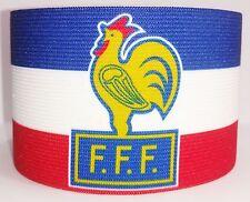France Captain Armband Fascia Capitano Brazalete Capitaine Brassard