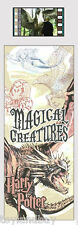 Film Cell Genuine 35mm Laminated Bookmark Harry Potter Magical Creatures USBM676