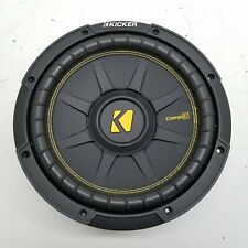 Kicker Compc Io 4 Ohm Subwoofer Trasero Subwoofer Dual Voz Control OEM 44CWCD104