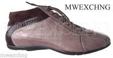 $610 Authentic Cesare Paciotti US 11 Genuine Eel Italian Designer Sport Shoes
