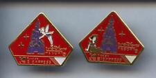 2 RARES PINS PIN'S ..  DISNEY EURODISNEY 1992 KODAK ~11