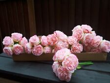 Pink Artificial Peonies Job Lot Brand New bargain!