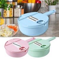 12 IN 1 Multi-function Easy Food Chopper Mandoline Vegetable Cutter Food Slicer