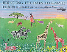 Bringing the Rain to Kapiti Plain (Reading Rainbow Book)-ExLibrary