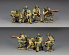 KING & COUNTRY D DAY DD327 STORMING THE BEACH SET #1 MIB