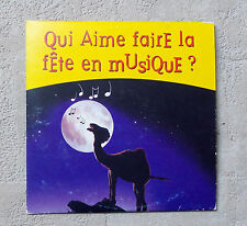 CD A/ QUI AIME FAIRE LA FETE EN MUSIQUE ? VARIOUS 2000 CD PROMO COLLECTION 7321