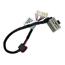 DC Power Jack Cable Harness For Dell Inspiron 15 5566 i5566 Charging Port Plug