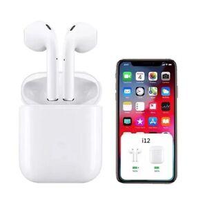 Wireless Bluetooth Earbuds Earphones Headphones for Android & Apple