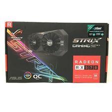 ASUS Rog STRIX Radeon RX 570 4GB Gaming OC Overclocked Edition GDDR5 Video Card