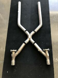 "Pypes Performance Exhaust XVA10 2.5"" X-Pipe Crossover Universal Kit"