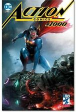 ACTION COMICS #1000 FRANCESCO MATTINA VARIANT TRADE DRESS LIMITED TO 3000