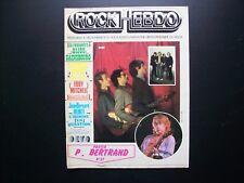 Magazine Revue Rock Hebdo N°37