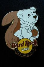 HRC Hard Rock Cafe Foxwoods Herrington City Bear Series 2005 LE500