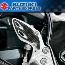 NEW 2008 - 2017 SUZUKI HAYABUSA GSX1300R CARBON HEEL GUARDS PAD TRIM 990A0-64031