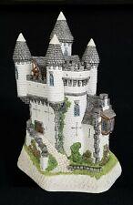 David Winter ~ Macbeth'S Castle ~ Large ~ Mib ~ Coa ~ Issued 1988 ~ Perfect