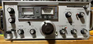 Sommerkamp (YAESU) FR DX 500 - Tubes Rare Receiver for Restoration or Spares