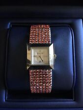 Swarovski Ladies' Watch Elis Mini - Padparadscha Swiss Quartz Watch